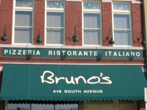 Bruno's Italian Restaurant and Wine Bar