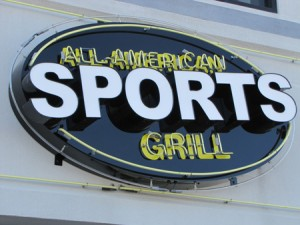 Bair's All-American Sports Grill (Downtown Location)