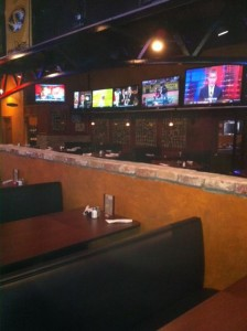 Coyote's Sports Cafe (Downtown)