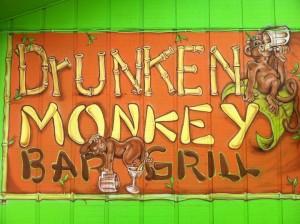 Drunken Monkey Bar & Grill