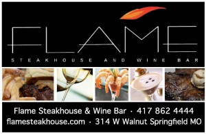 Flame Steakhouse and Wine Bar