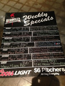 Harbell's Grill and Sports Bar
