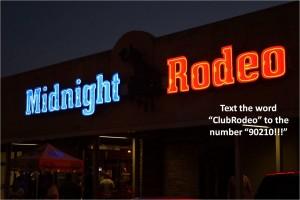 Midnight Rodeo